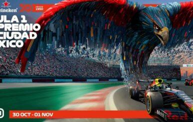 Gran Premio de México 2020 se cancela
