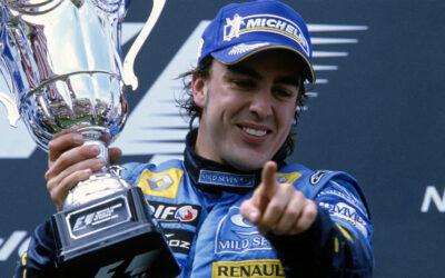 Fernando Alonso regresa a Fórmula 1 con Renault