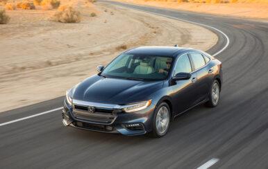 Honda Insight 2021 ya está en México