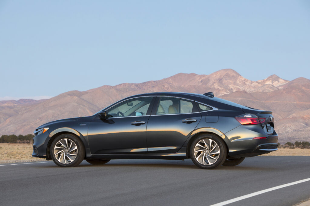 Honda Insight 2021