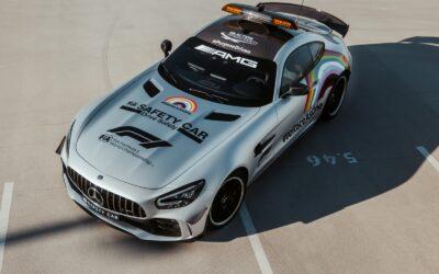 Mercedes-AMG GT R Safety Car de F1 se renueva