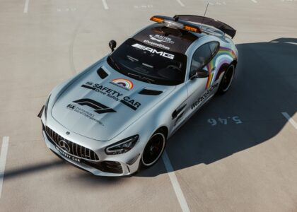 Mercedes-AMG GT R Safety Car de F1 se renueva