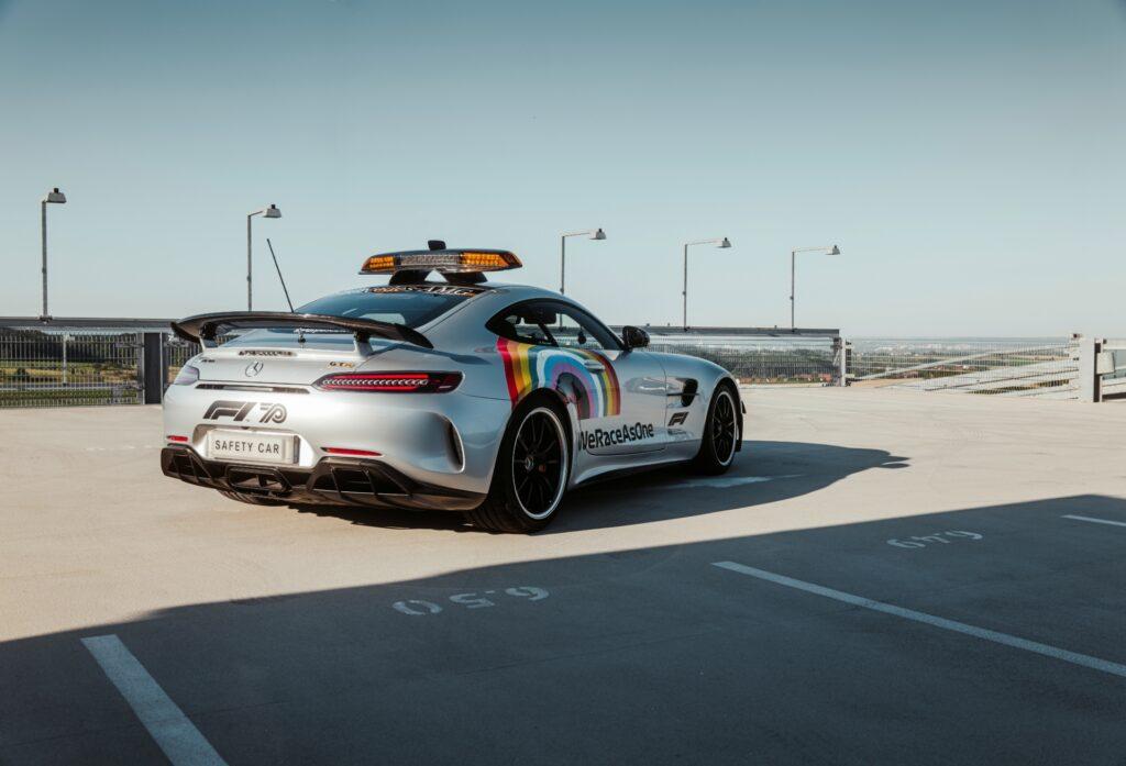 Mercedes-AMG GT R: el Safety Car de F1