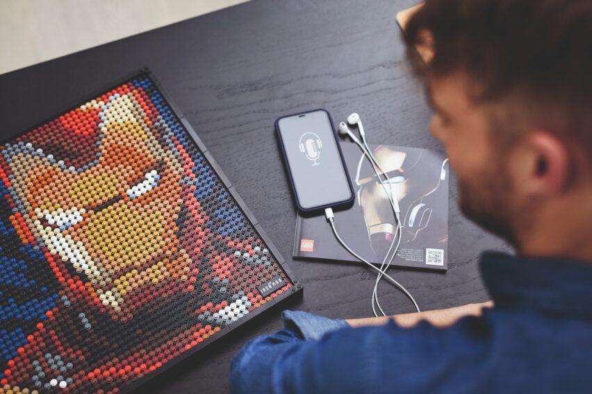 LEGO Art: Conviértete en un artista