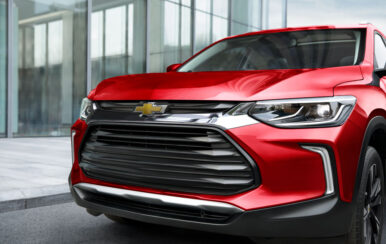 Chevrolet Tracker 2021 llegará a Mexico