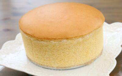 Receta de cheesecake japonés, fácil y deliciosa