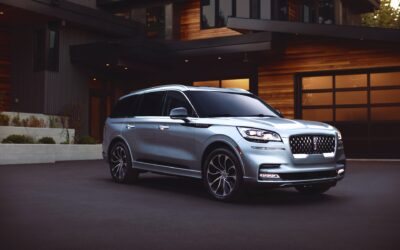 Lincoln Aviator Grand Touring: exclusivo y potente