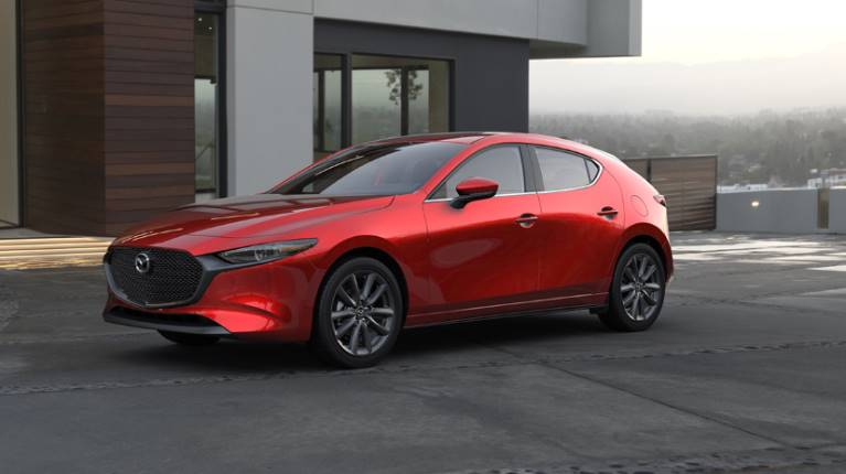 Mazda 3 Hatchback Turbo