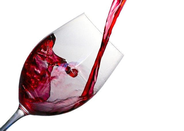 Receta de helado de vino tinto