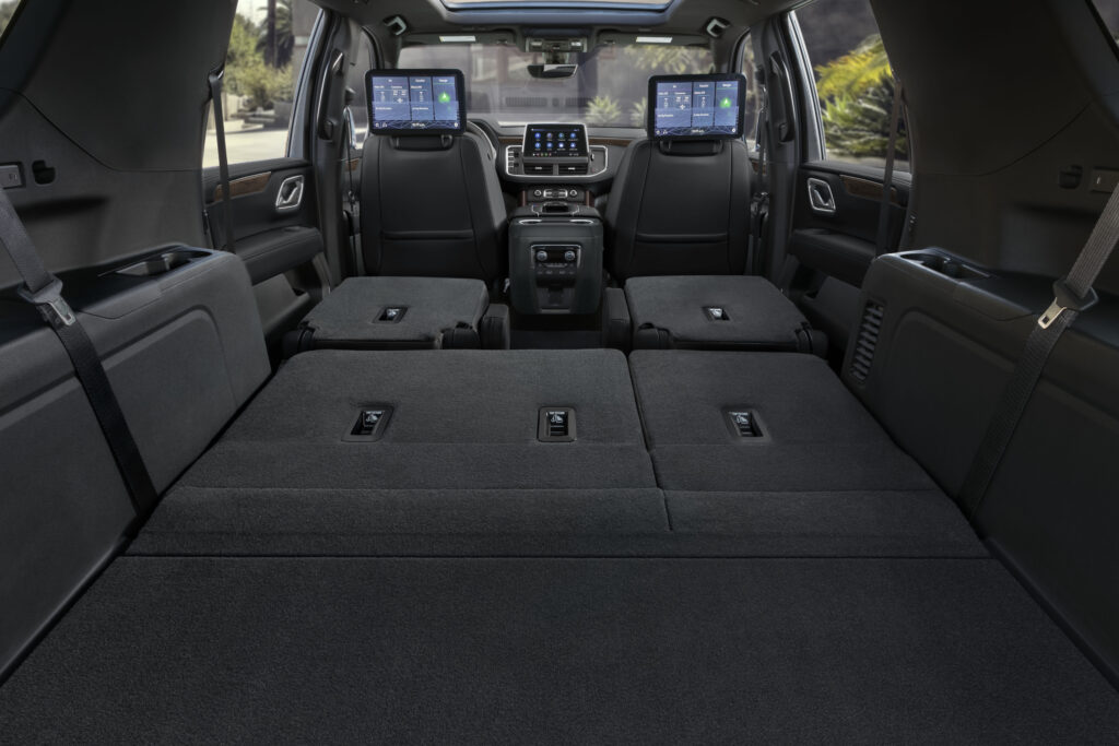 Chevrolet Tahoe y Chevrolet Suburban
