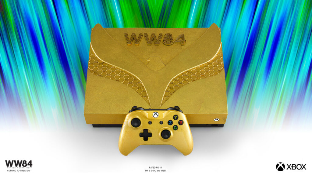 Xbox One Wonder Woman