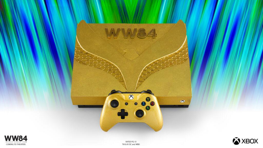 Xbox One Wonder Woman