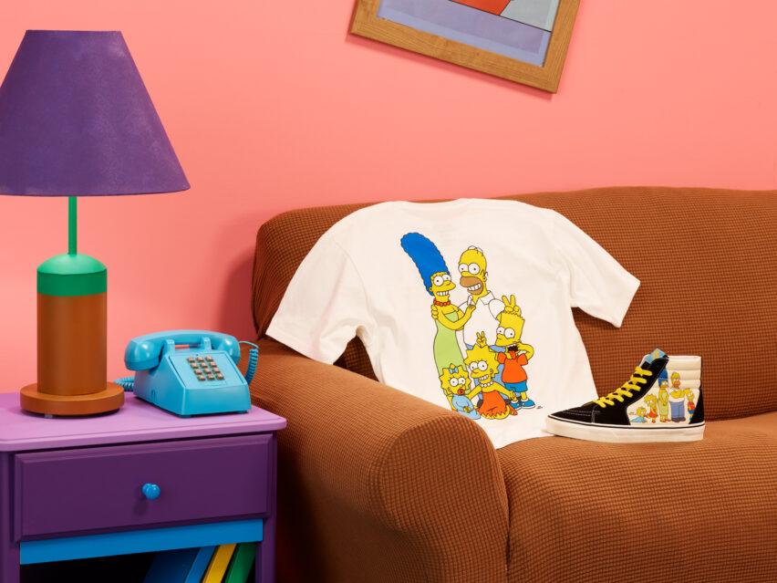 Vans x Simpson ¡Están de lujo, viejo!