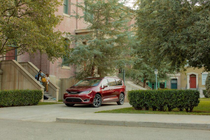 Chrysler Pacifica: ideal para el regreso a clases