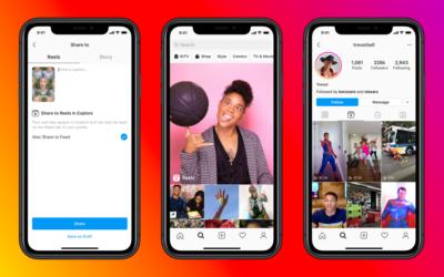 Instagram Reels, la competencia de TikTok