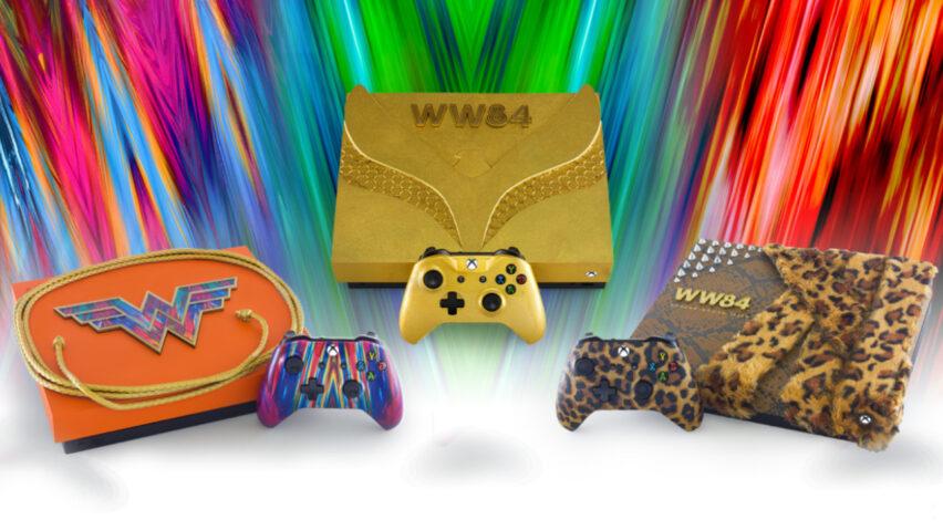 Xbox One Wonder Woman: sólo para conocedores