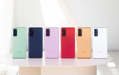 Galaxy S20 Fan Edition: lo nuevo en tecnología