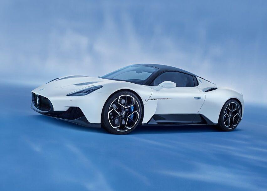 Maserati MC20: el superdeportivo de una nueva era