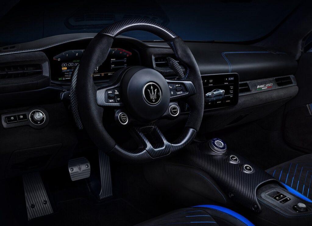 Maserati MC 20