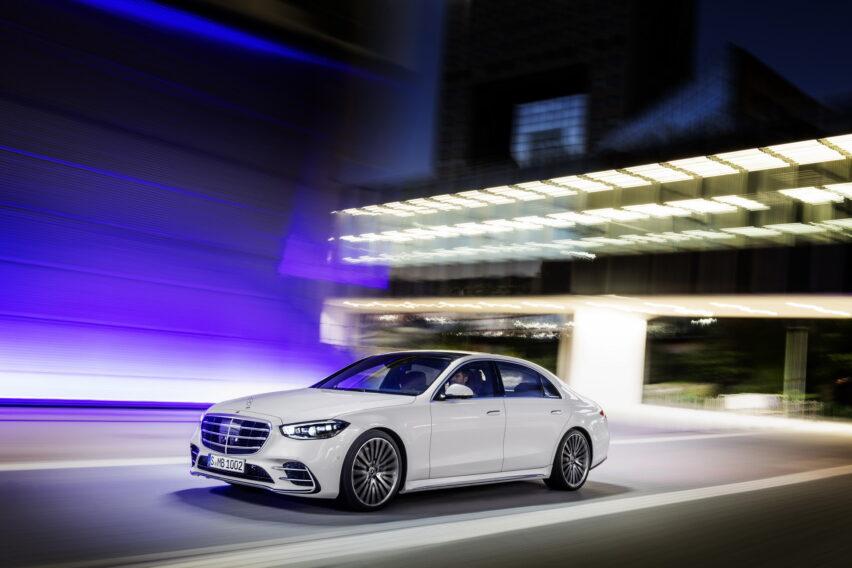 Mercedes-Benz Clase S 2021: máximo lujo