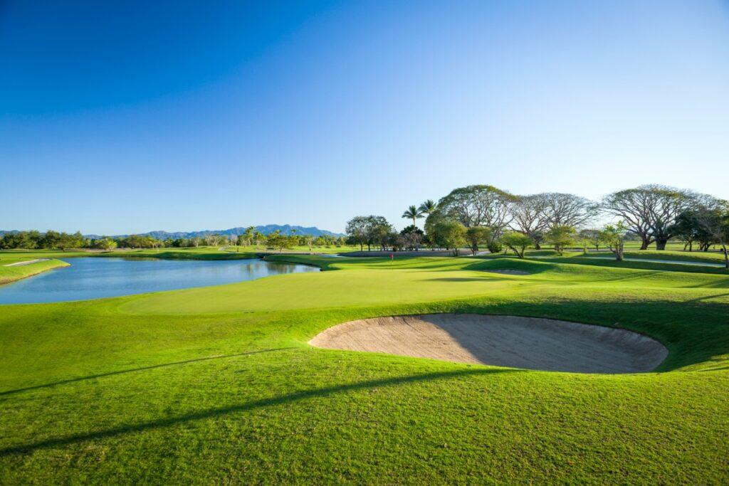 campo de golf Vidanta Nuevo Vallarta