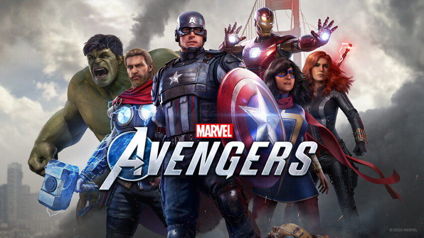 Marvel's Avengers disponible en todas plataformas