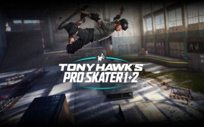 Tony Hawk's Pro Skater 1 and 2 ya está disponible