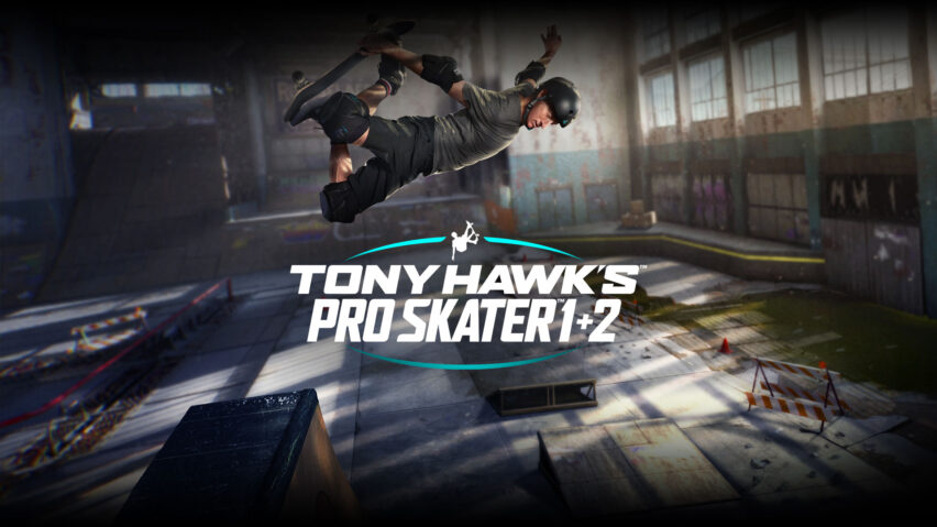 Tony Hawk's Pro Skater 1 and 2 ya está disponible