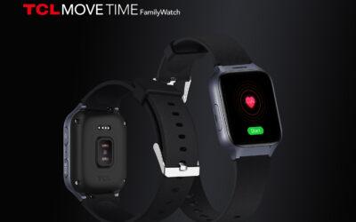 TCL presenta el smartwatch para adultos mayores
