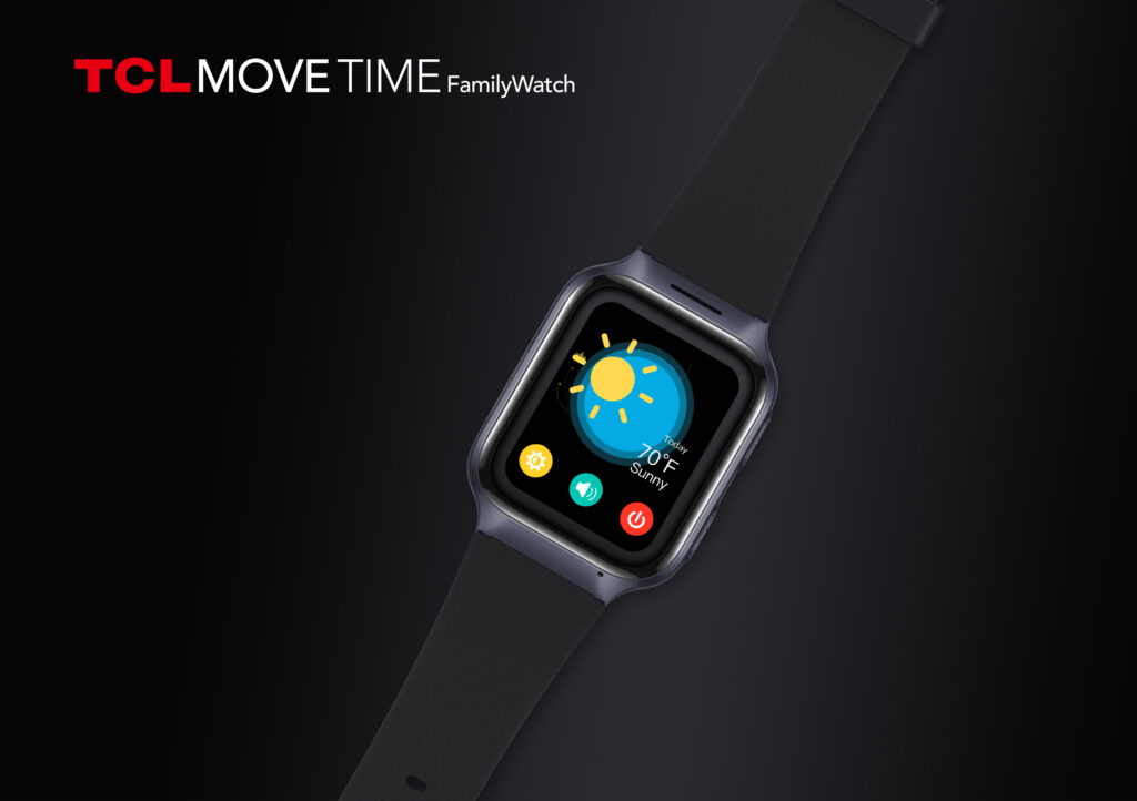 MOVETIME Family Watch MT43A smartwatch para adultos