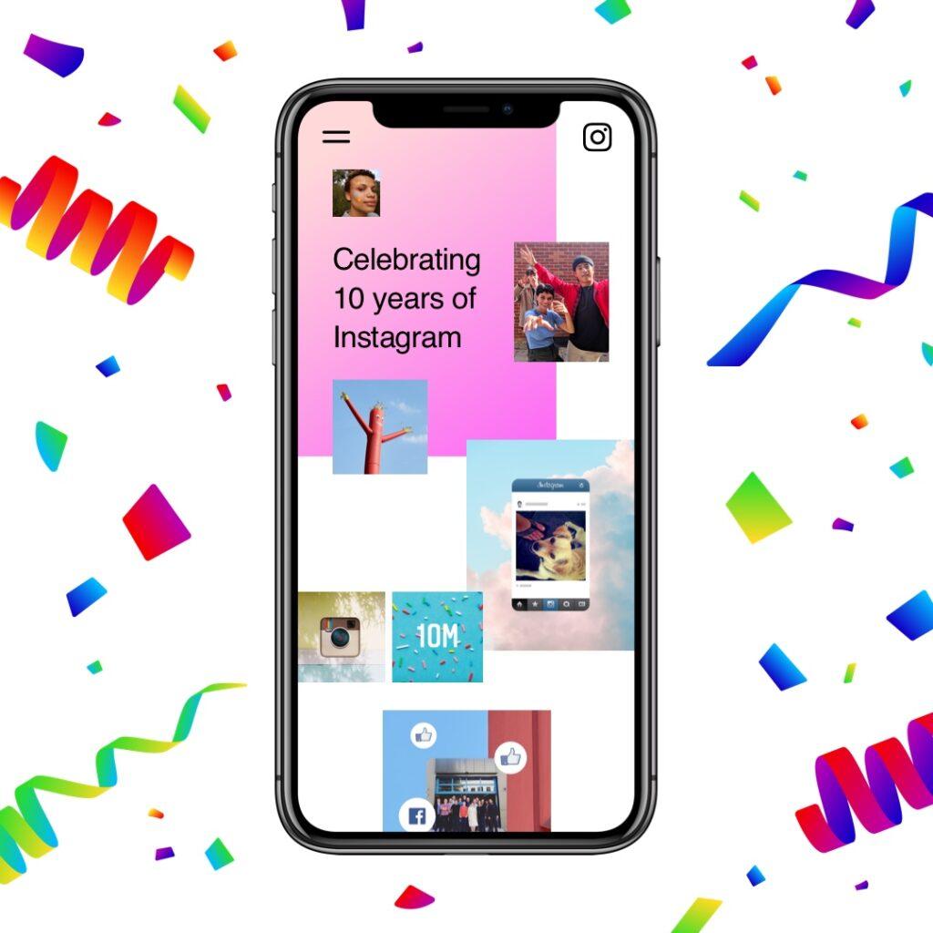 10 años de Instagram