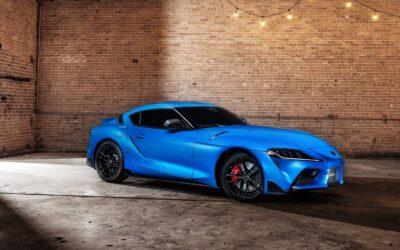 Supra 2021, el coupé japones ahora más potente