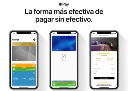 Apple Pay México ya es una realidad