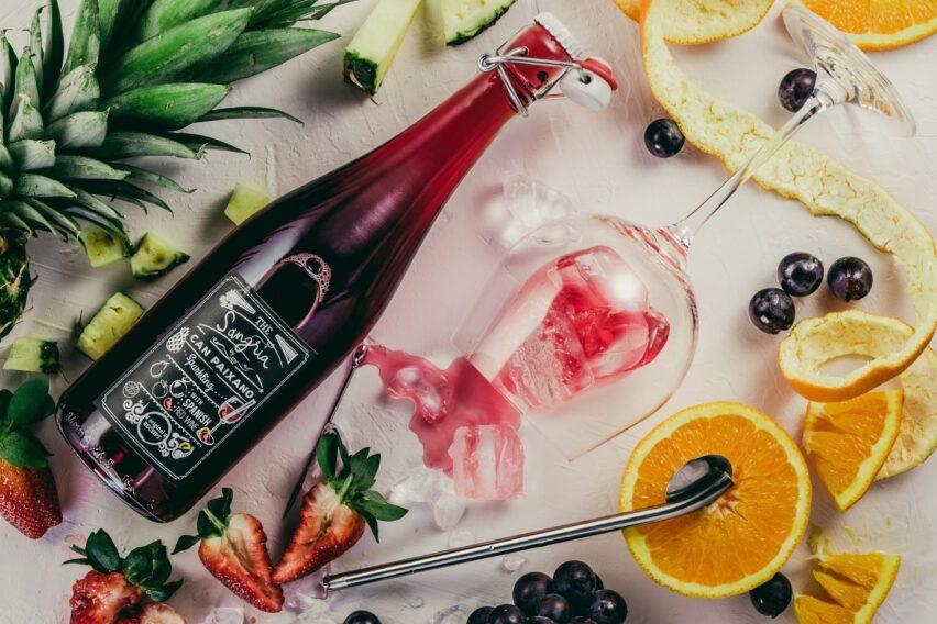 Frutas para maridaje de vinos, lo mejor