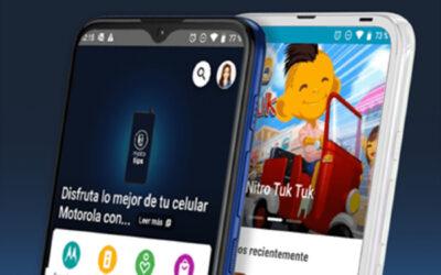 Motorola Hello You la plataforma del momento