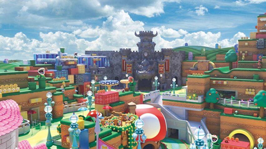 Super Nintendo World Japan abre en primavera