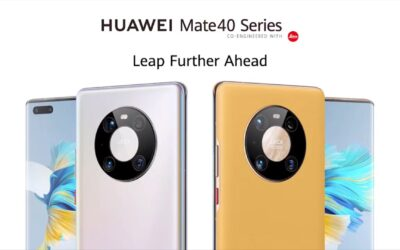 Huawei Mate 40 Series es presentada al mundo