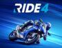 RIDE 4: el juego ideal para amantes de la velocidad