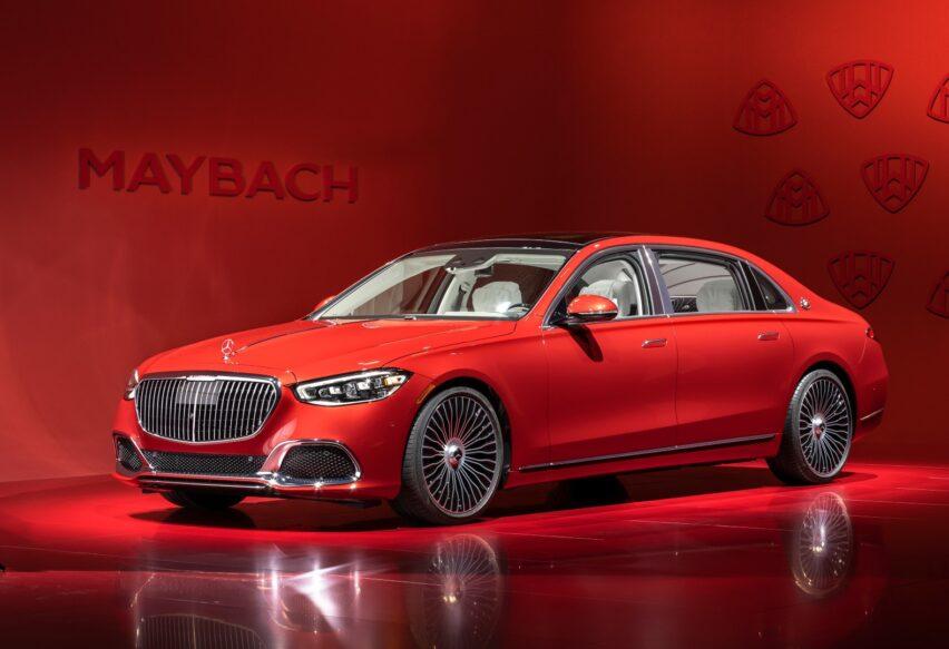 Mercedes-Maybach Clase S el gran lujo sofisticado