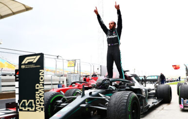 Lewis Hamilton consigue su campeonato 7 en F1