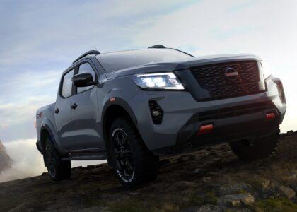 Nissan Frontier 2021 es presentada en México