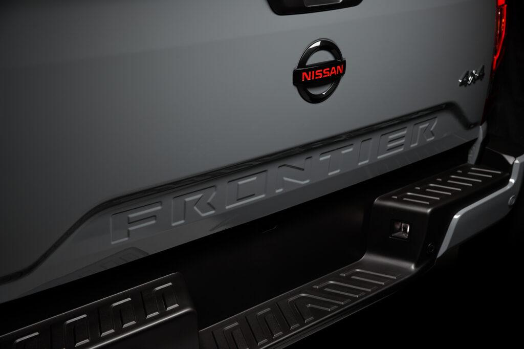 Nissan Frontier 2021