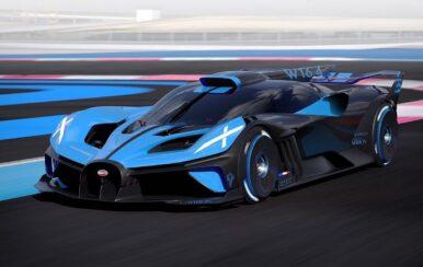 Bugatti Bolide: el monstruo con peso pluma