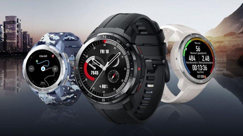 HONOR Watch GS Pro: el reloj para aventureros