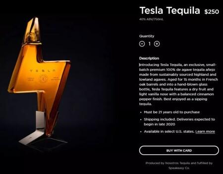 tesla tequila tesla