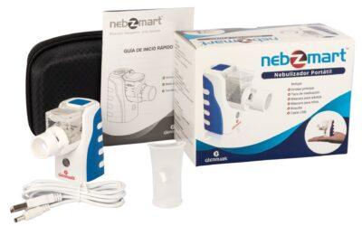 Nebzmart: el mejor nebulizador portátil
