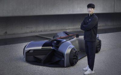 GT-R (X) 2050: una mirada al futuro de Nissan