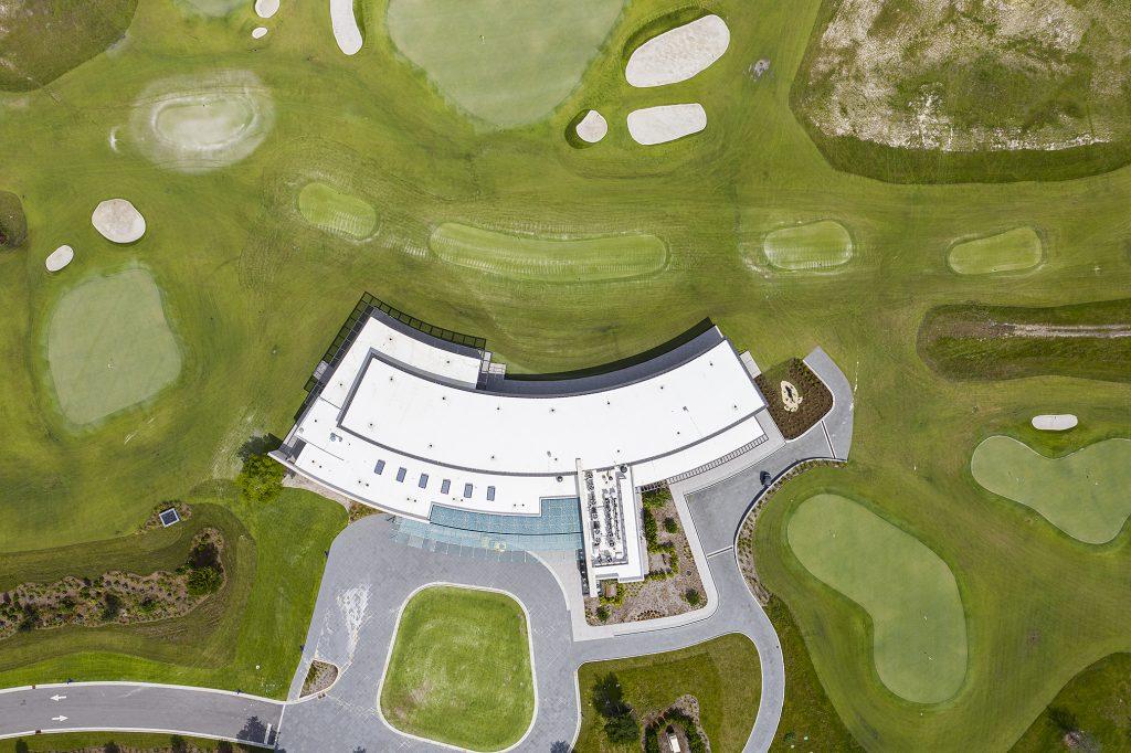the groove xxiii campo de golf de michael jordan