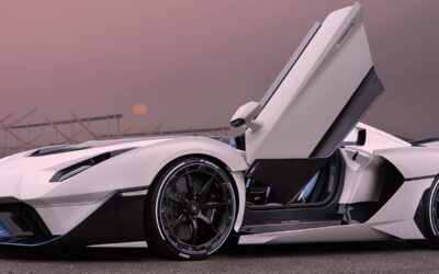Lamborghini SC20: uno en un millón