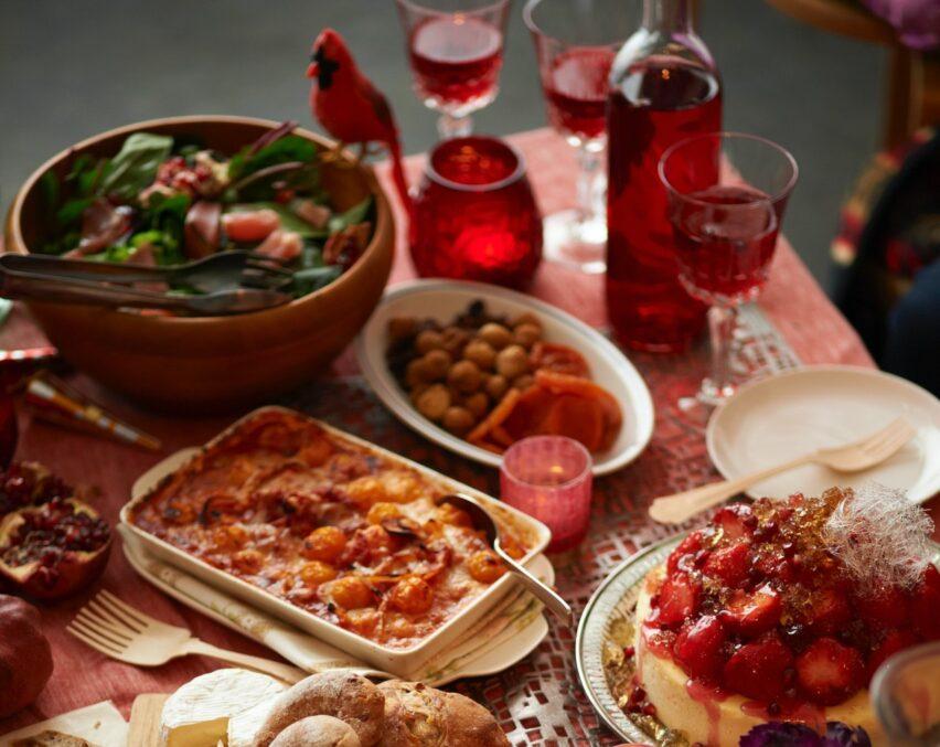 Recetas vegetarianas para Navidad, deliciosas